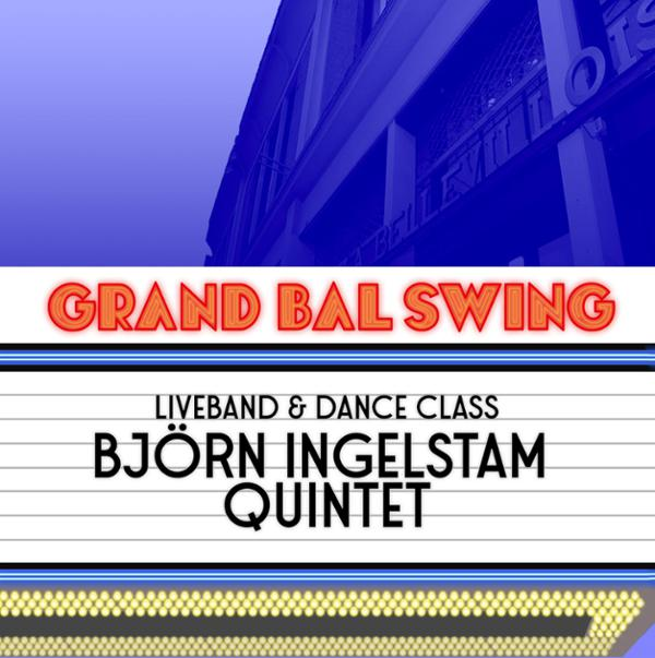SWINGIN PARIS WINTER EDITION : LE GRAND BAL SWING