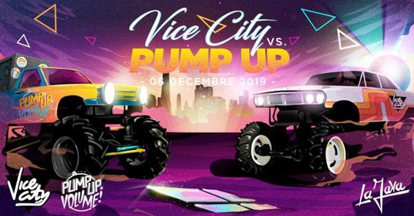 Pump Up vs Vice City