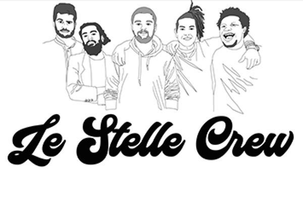 Xolot Corp x The Stelle Crew // L'Alimentation Générale