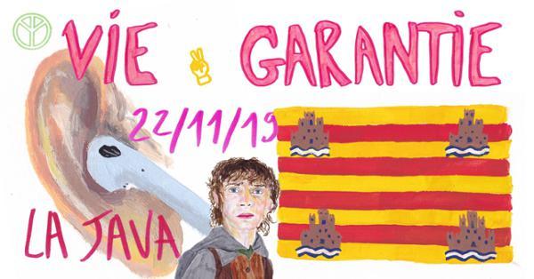 Vie Garantie w John T Gast, Apiento, Jean Turner, Marion Guillet