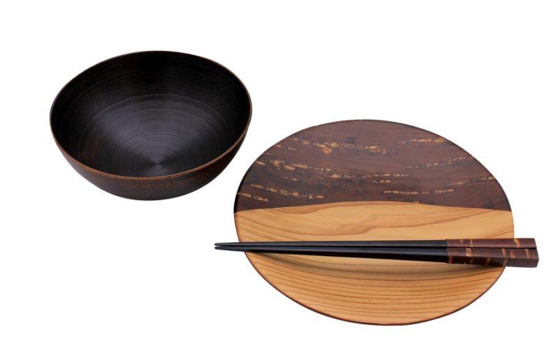 L'élégance nippone des arts de la table