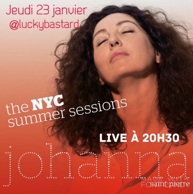 Concert Johanna Saint-Pierre