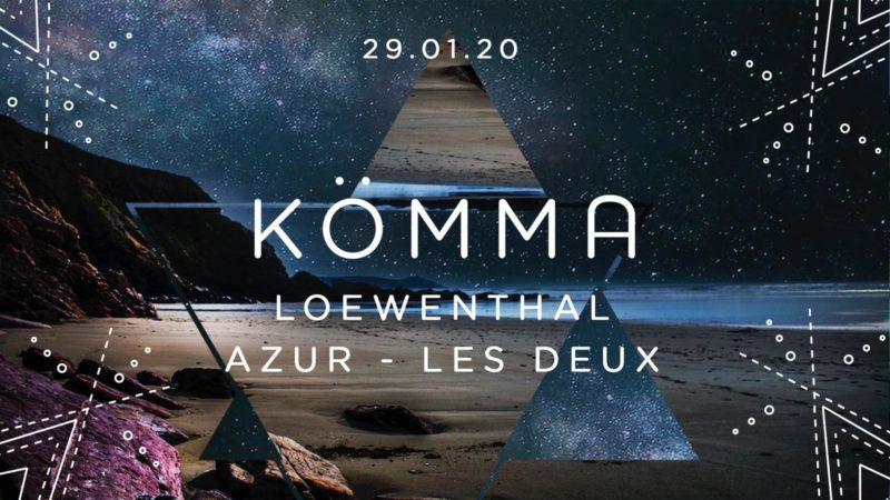 KÖMMA Paris + Loewenthal (Muzo) & Friends