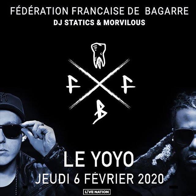 Concert FFB au YOYO !