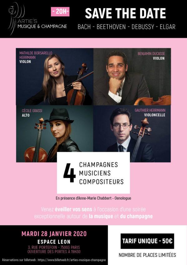 Musique & Champagne