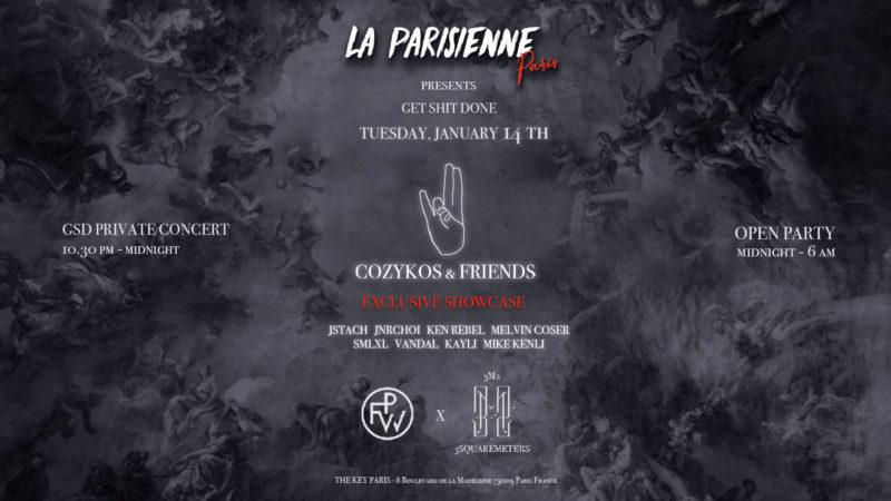 La Parisienne - Paris Fashion Week
