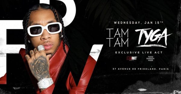 TYGA I Exclusive Live Act - Wed, Jan 15th // TAM TAM