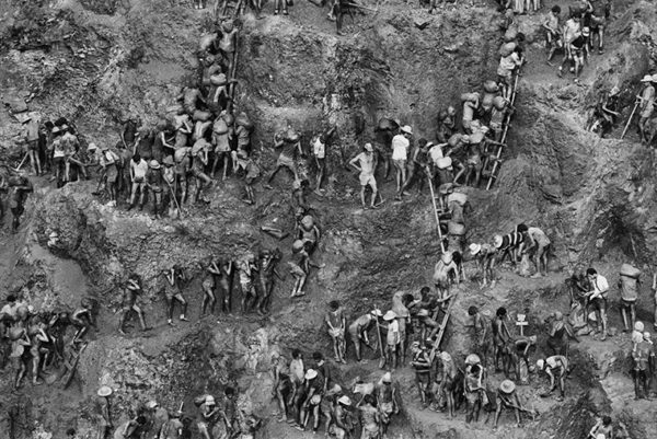 Sebastião Salgado - Gold - Vernissage/Exposition