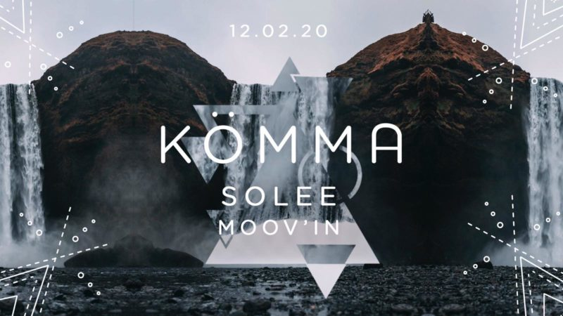 KÖMMA Paris + Solee (Parquet Recordings)