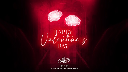 Le Charlotte - Valentine's Day