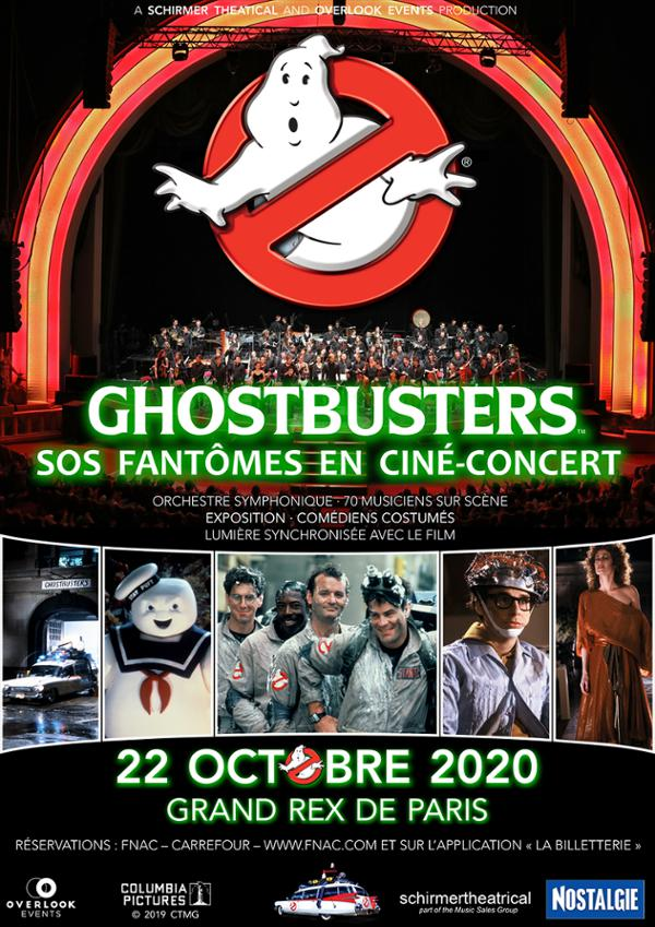 Ghostbusters: SOS Fantômes en Ciné-Concert