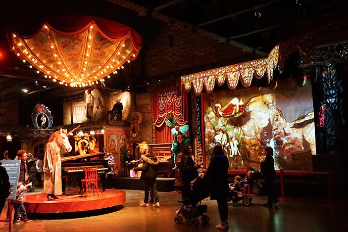Vacances d'hiver 2020 : l'occasion d'une visite insolite au Musée des Arts Forains