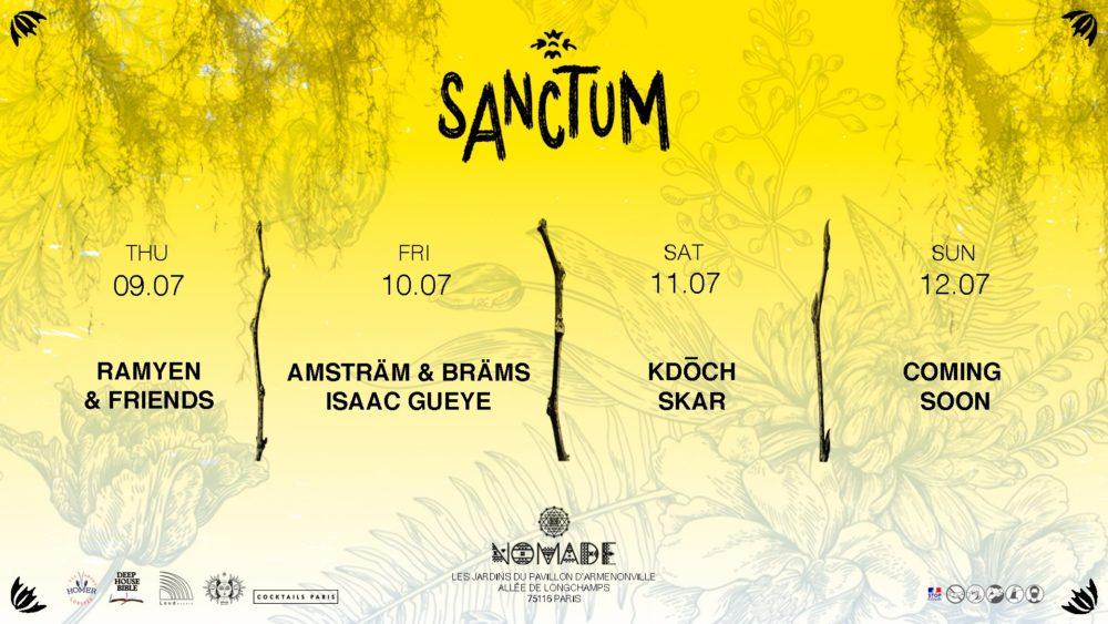 Sanctum // Week II