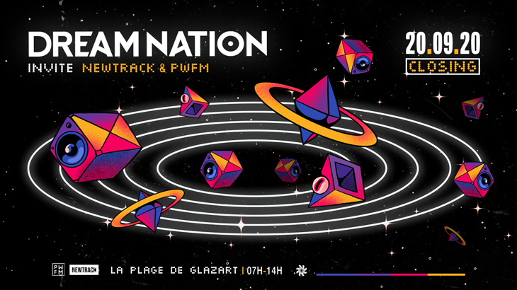 20 septembre 2020 // CLOSING ● DREAM NATION FESTIVAL // PARIS