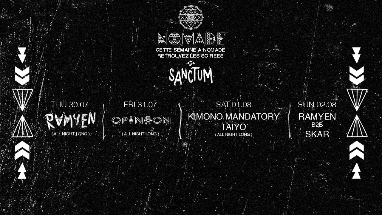 Sanctum // Week V