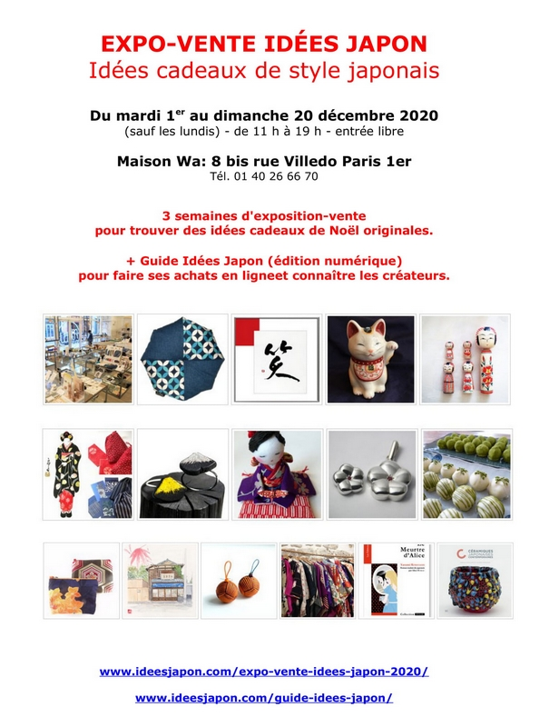 EXPO - VENTE IDEES JAPON