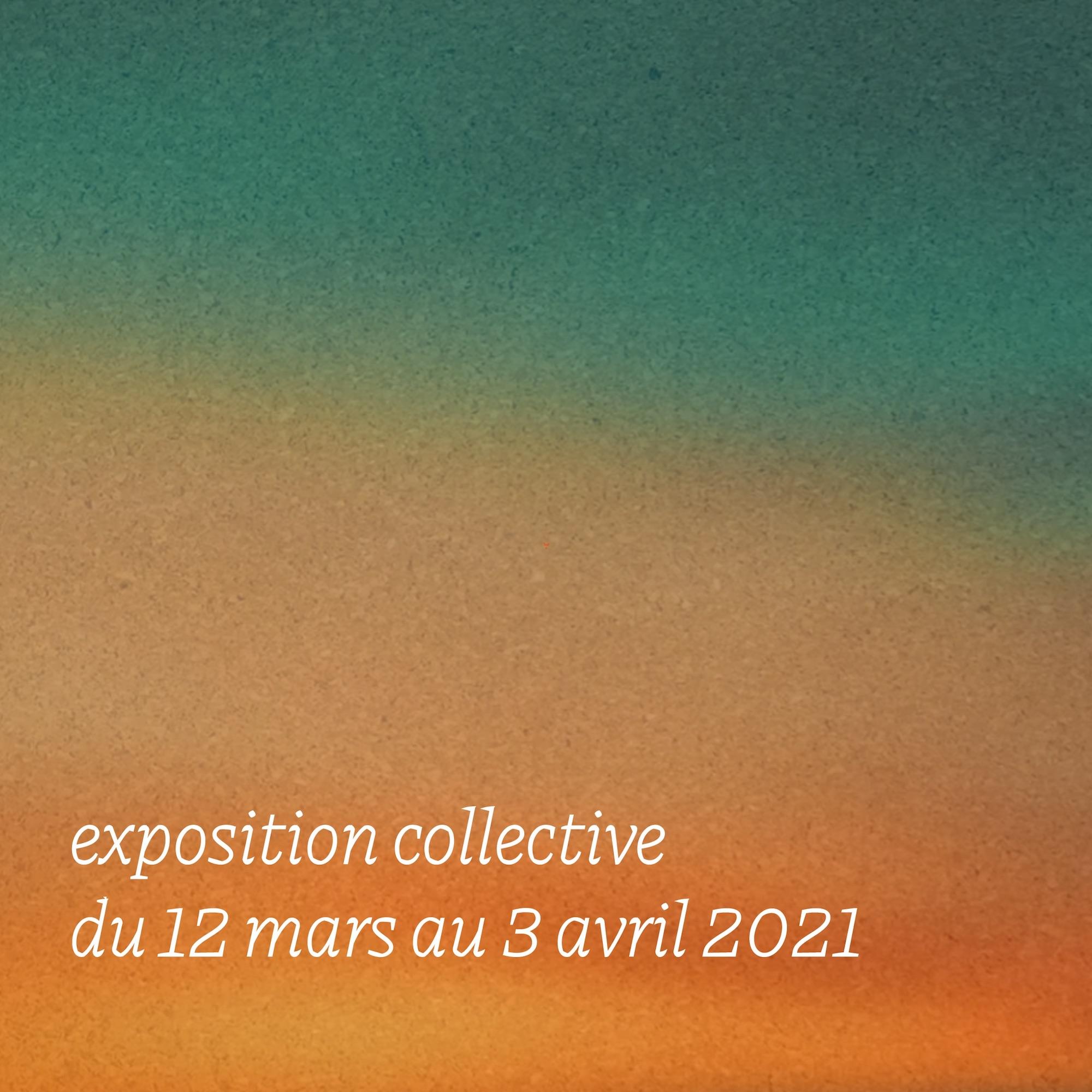 Exposition collective | Le soleil se lève aussi