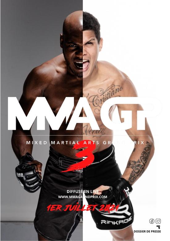 MMA GRAND PRIX 3
