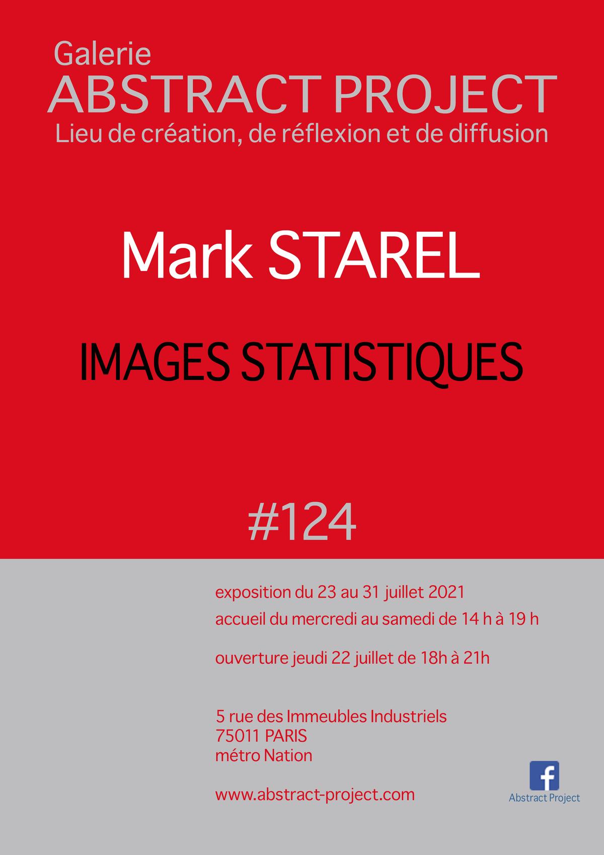 Mark Starel : Images statistiques