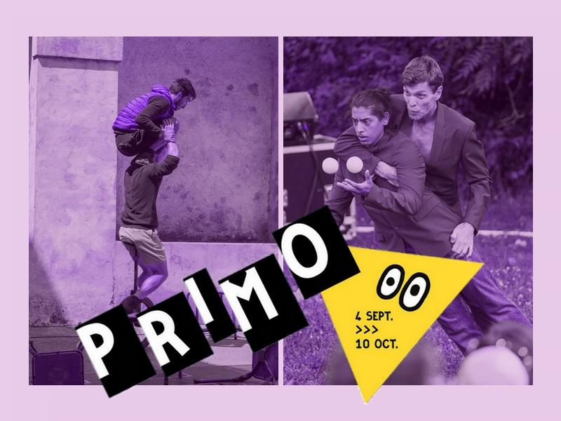 PRIMO - SPECTACLES DE RUE