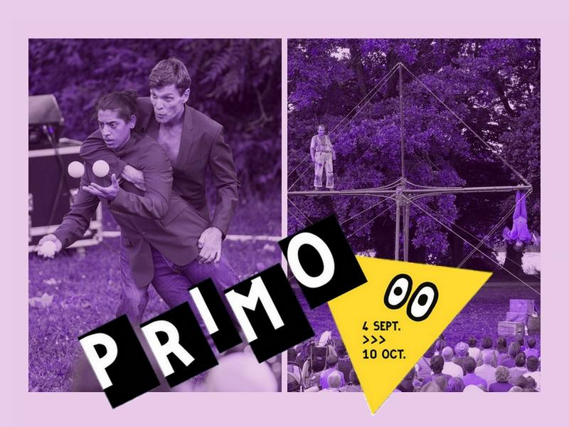 : PRIMO - SPECTACLES DE RUE